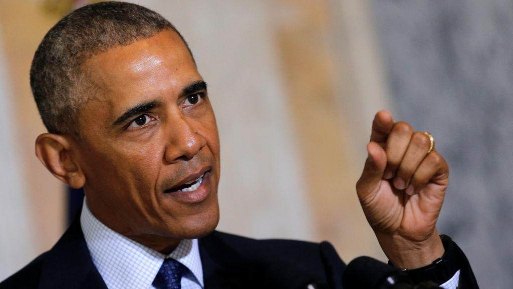 3 Polisi di Baton Rouge Tewas Ditembak, Obama: Ini Pekerjaan Pengecut!