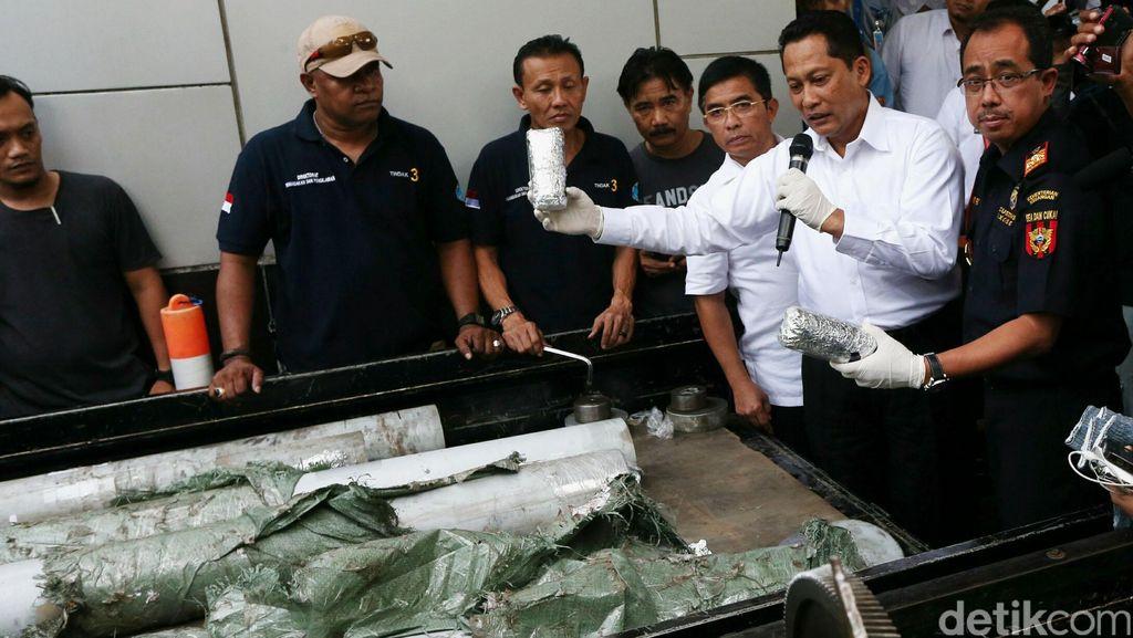 Komjen Buwas: Napi Pengendali Sabu Dalam Pipa Sudah Dua Kali Dihukum Mati