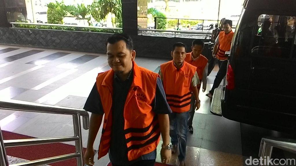 6 Tersangka Anggota DPRD Muba Akan Segera Disidangkan di Palembang