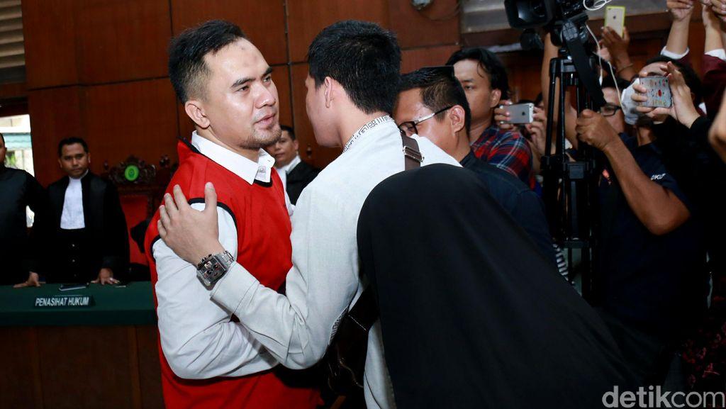 Sopir Ungkap Detik-detik Operasi KPK Tangkap Mafia Perkara Saipul Jamil