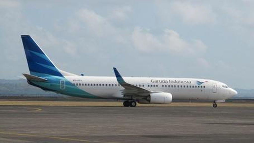 Sambut Arus Balik, Garuda Indonesia Siapkan 16 Ribu Lebih Kursi Tambahan