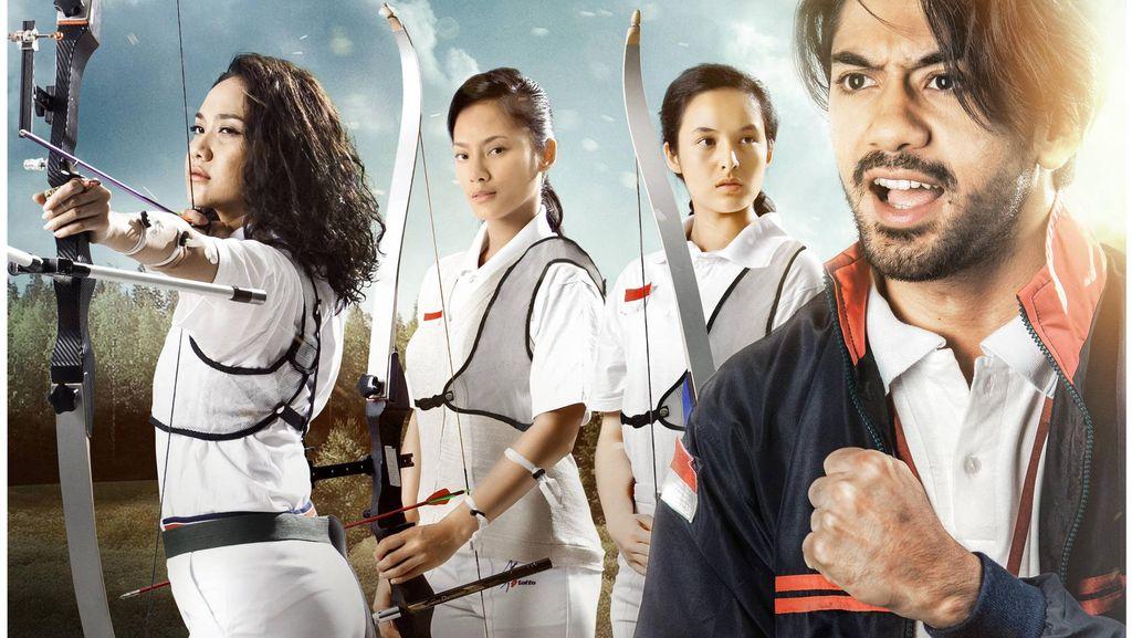 Film 3 Srikandi Bawa Banyak Pesan Motivasi