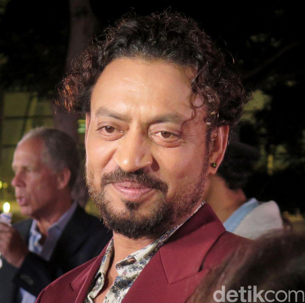 Inferno Bikin Tom Hanks Makin Kagum dengan Irrfan Khan