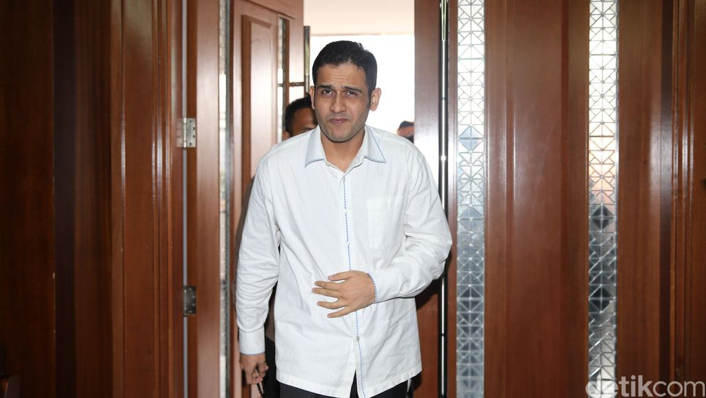 Kasus Korupsi e-KTP, KPK Periksa M Nazaruddin