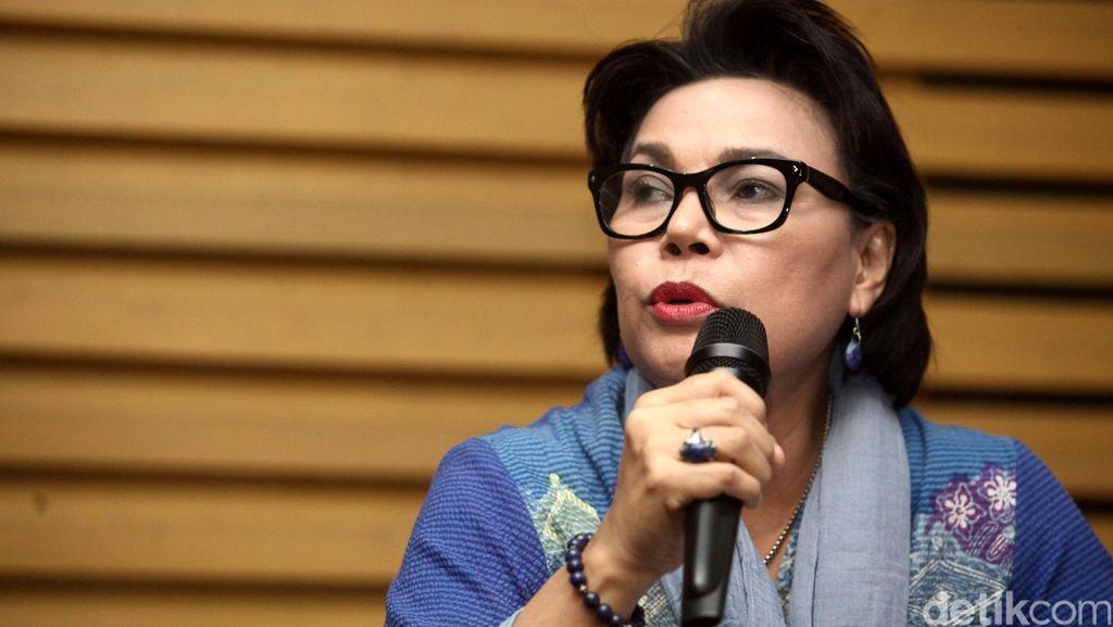 Pimpinan KPK Basaria ke Polwan: Jangan Takut Bersaing dengan Lelaki!