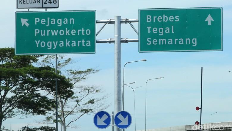 Macet Horor di Brexit, Jokowi: Ini Karena Keterlambatan Pembangunan 8 Tahun