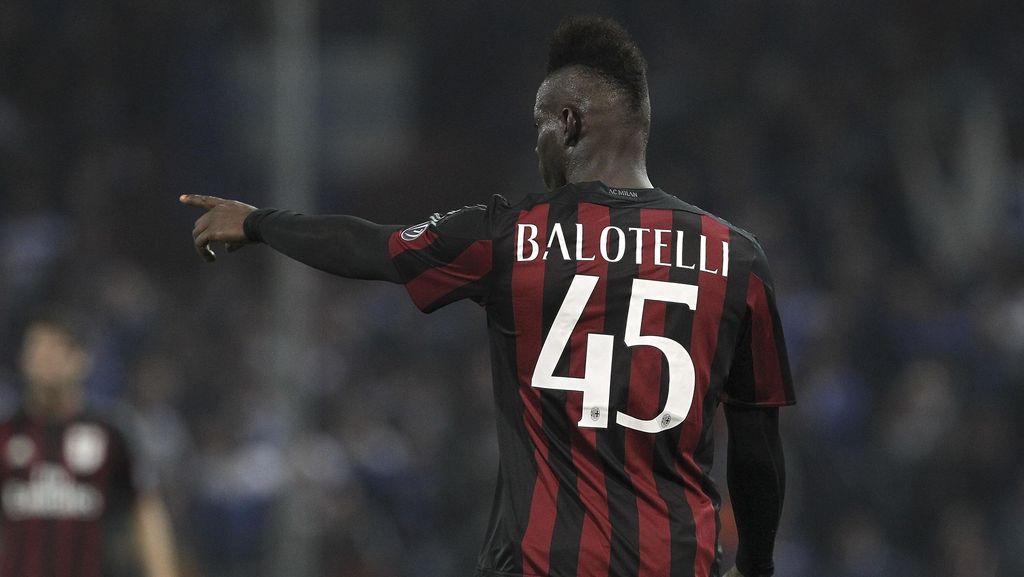 Ventura Akan Buka Pintu Timnas Italia untuk Balotelli, tapi...