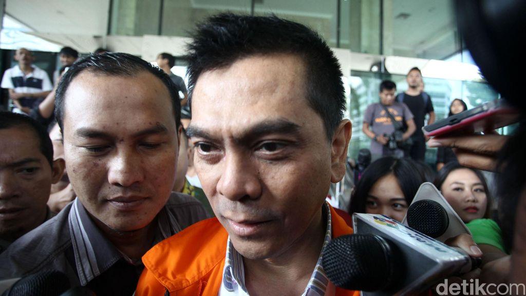 Dibidik KPK di Kasus Pencucian Uang, Sanusi Enggan Berkomentar