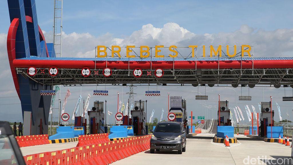 Mudik Lewat Tol dari Jakarta sampai ke Brebes, Siapkan Uang Rp 174.500