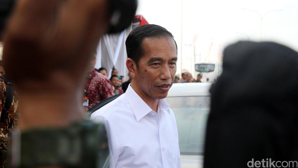 Jokowi: Jaksa yang Jujur dan Profesional Idaman Kita Semua