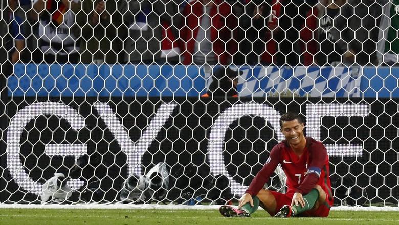 Hujatan Dari Arnason Kepada Ronaldo