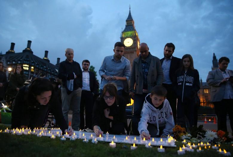 Anggota Parlemen Inggris Ditembak, PM David Cameron: Ini Mengerikan