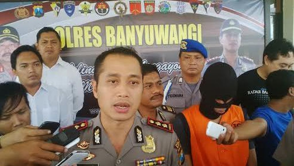 Pelaku Penistaan Agama di Medsos Ditangkap Polres Banyuwangi