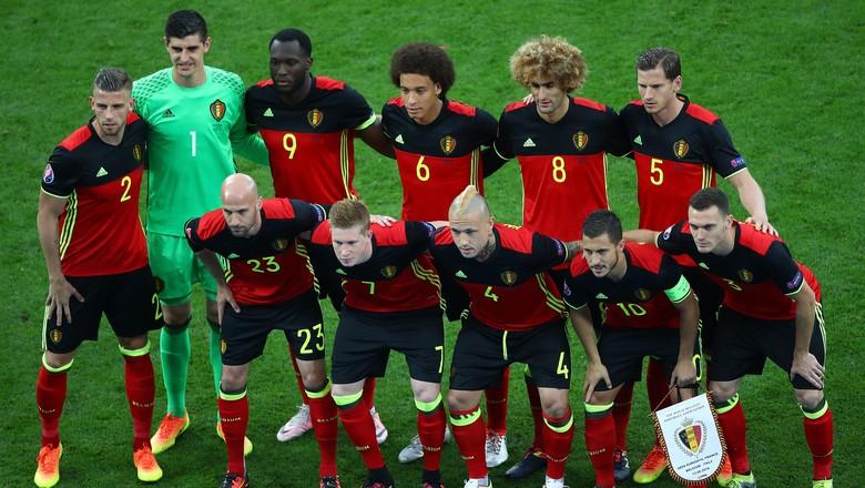 Waktunya Bagi Belgia Buktikan Diri