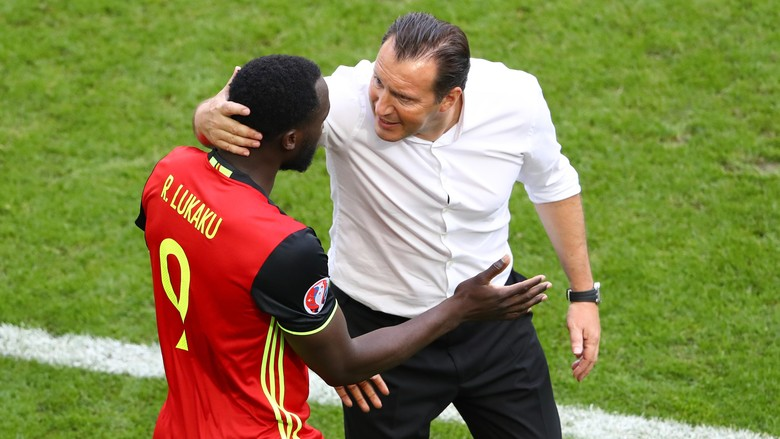 Marc Wilmots Resmi Di Berhentikan Dari Pelatih Belgia
