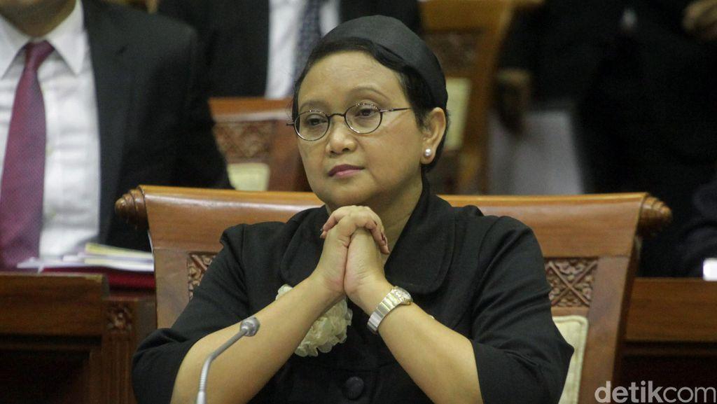 Pemulangan calhaj Berpaspor Filipina, Menlu Retno: Suasana Sangat Dinamis