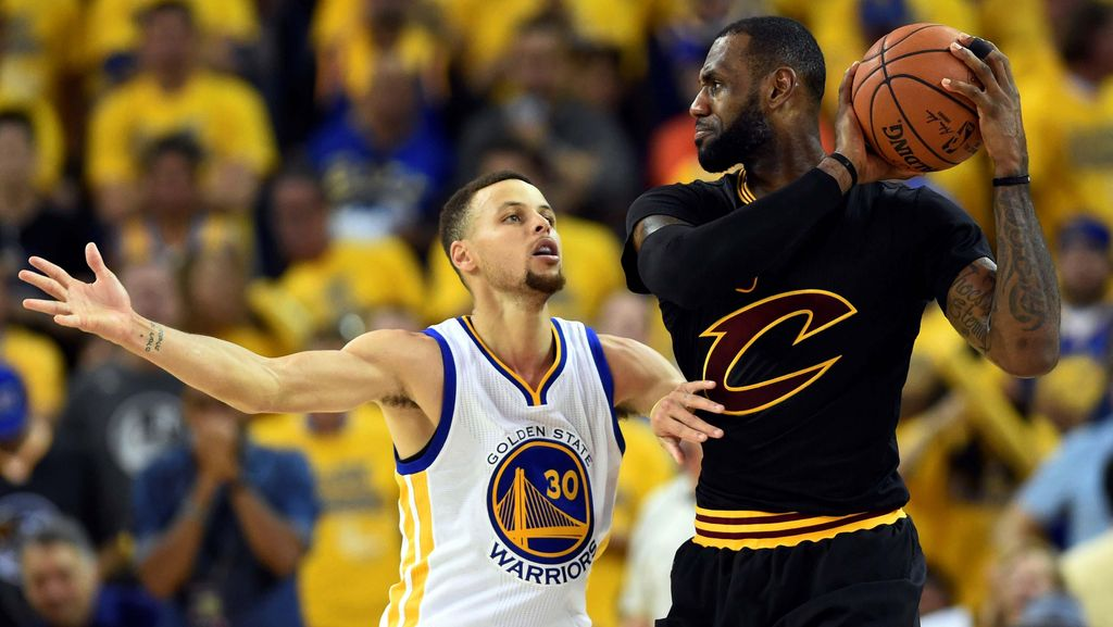 Warriors dan Cavs Masih Jadi Favorit Juara NBA Musim Depan