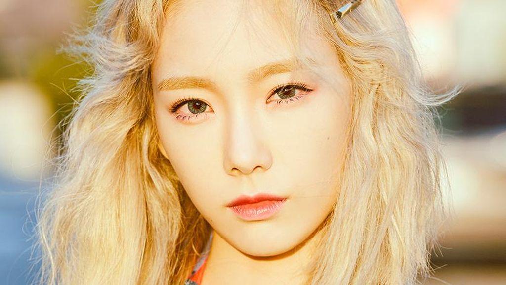 Taeyeon SNSD (Akhirnya) Kebagian Giliran Nyanyi Lagu EDM