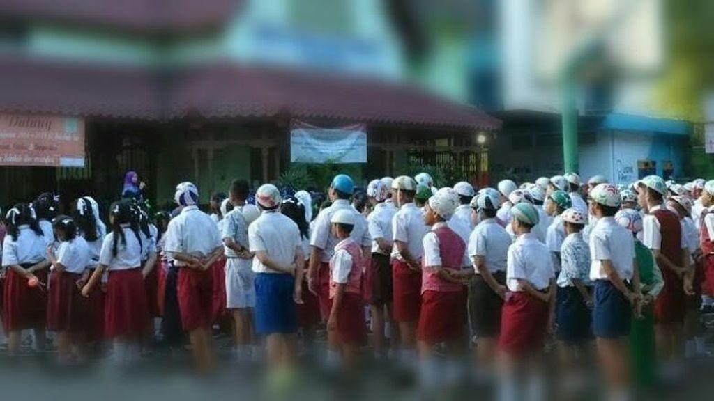 Disdik Bandung Larang Pengenalan Lingkungan Sekolah Dilakukan di Luar