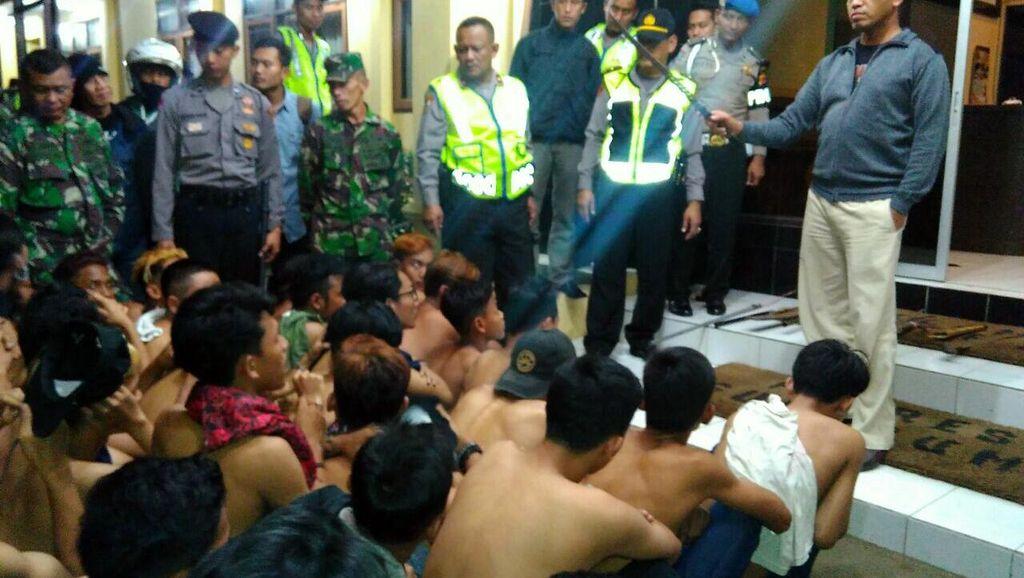 Polisi Buru Komplotan Berandal Motor Yang Kerap Resahkan Warga Sukabumi