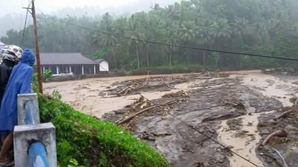 Banjir dan Longsor Terjadi di Beberapa Kota di Sulut, 4 Orang Tewas