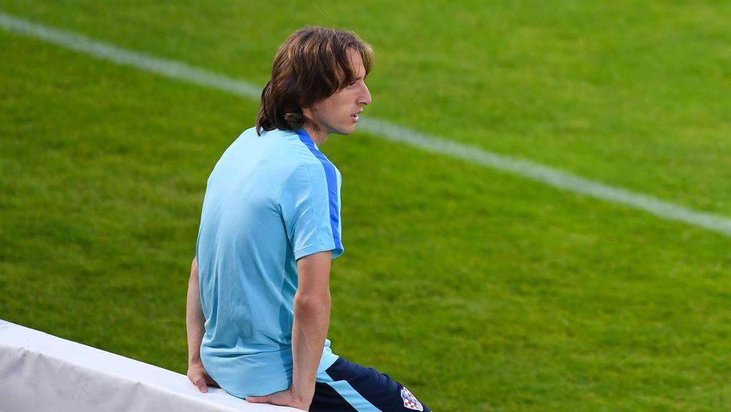 Modric Tak Akan Pernah Hengkang Sepanjang Dibutuhkan Madrid
