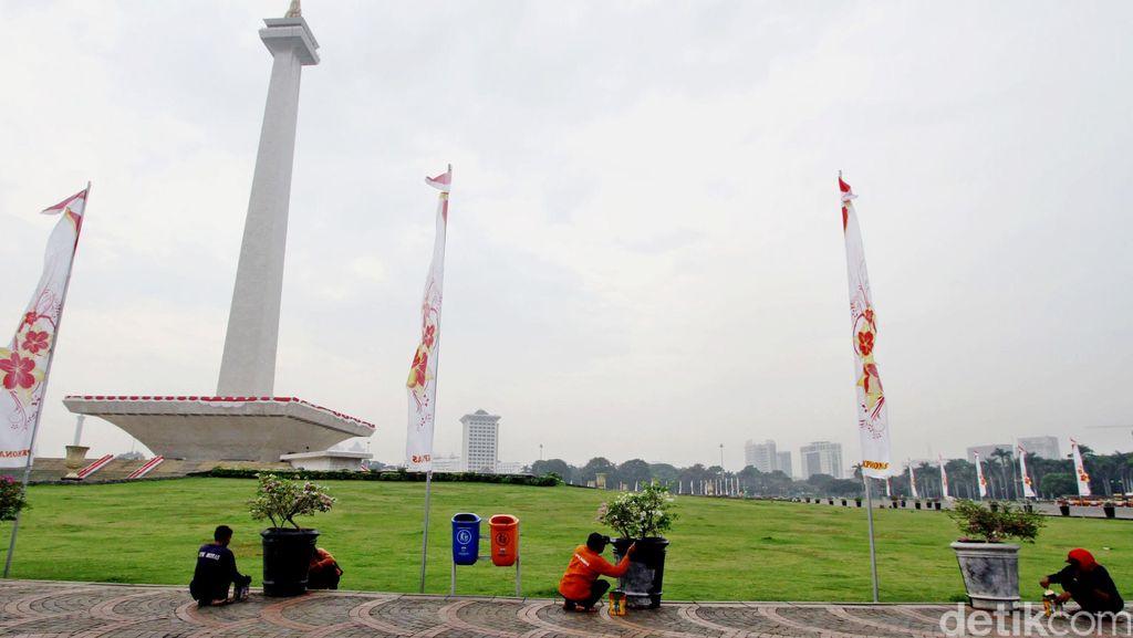 Jakarta Agak Dingin dan Berangin Pagi ini? Angin Monsun Australia Penyebabnya