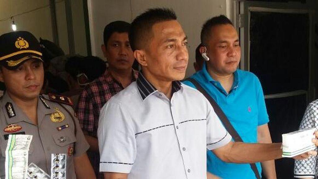 Bahan Obat-obatan Ilegal di Tangerang Diimpor dari China