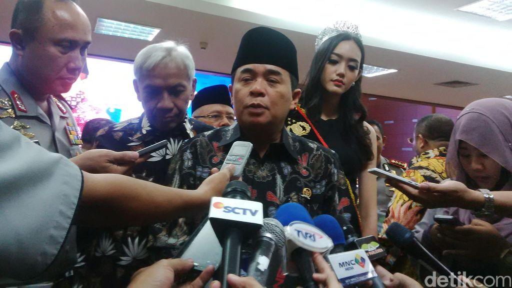 Anggota Komisi III Bidang Hukum DPR dari FPD Ditangkap KPK, Ini Kata Akom