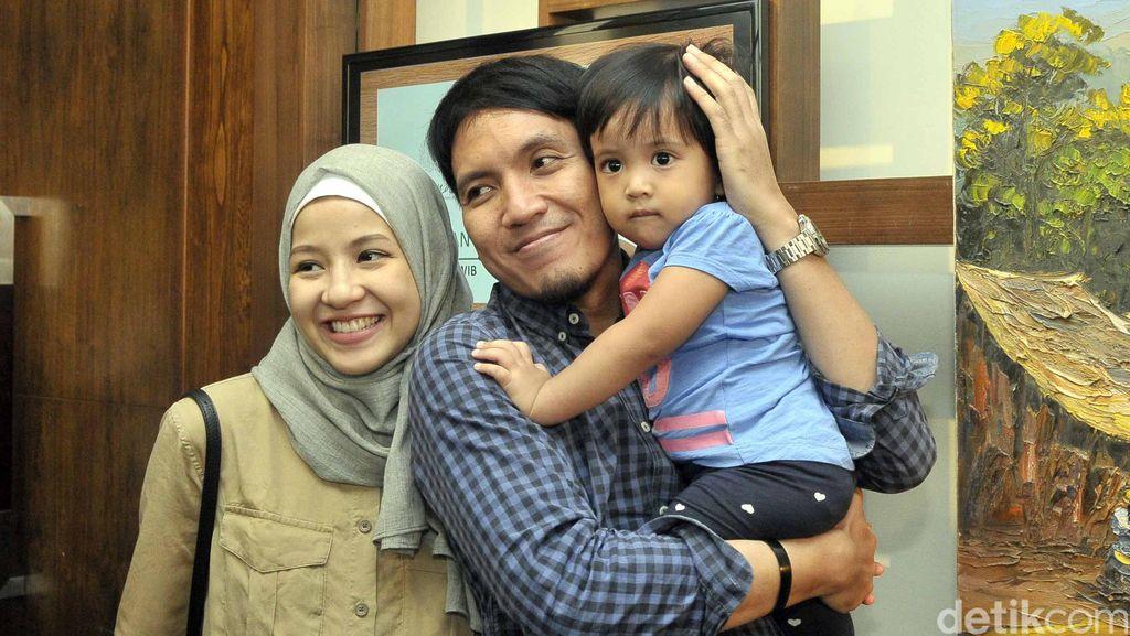 Lewat Proses Caesar, Natasha Rizki Lahirkan Putri Kedua