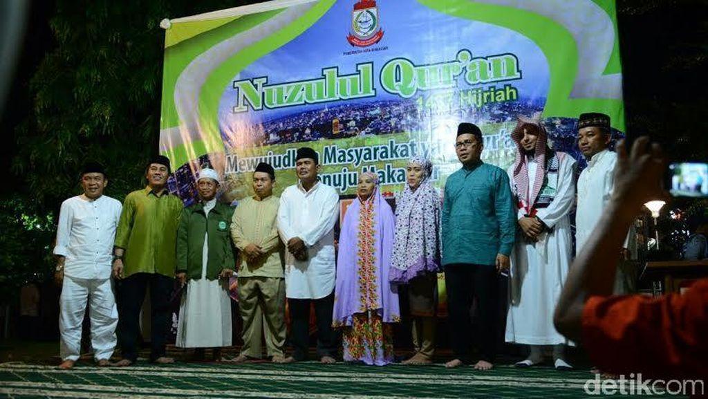 Peringati Nuzulul Quran, Walkot Makassar Ajak Warga Ciptakan Rasa Aman