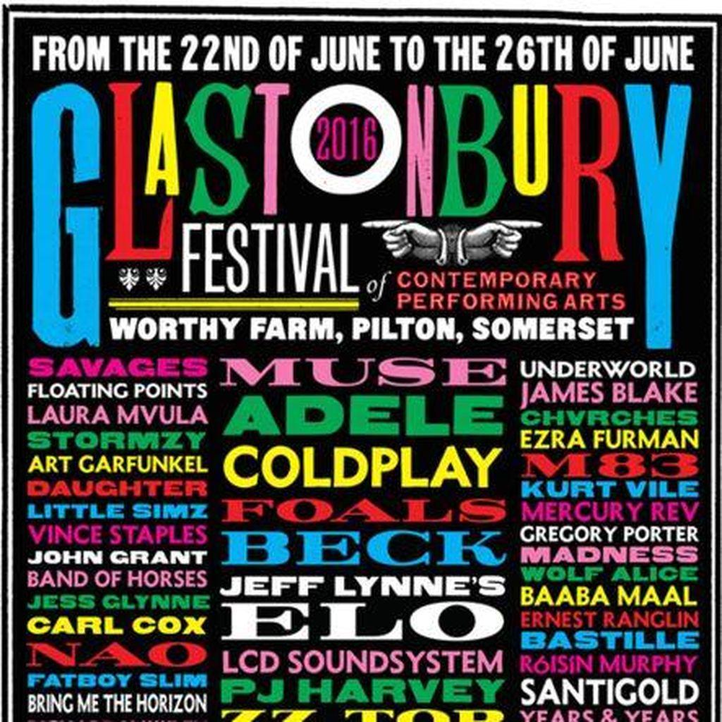 Belum Dimulai, Glastonbury 2016 Sudah Makan Korban