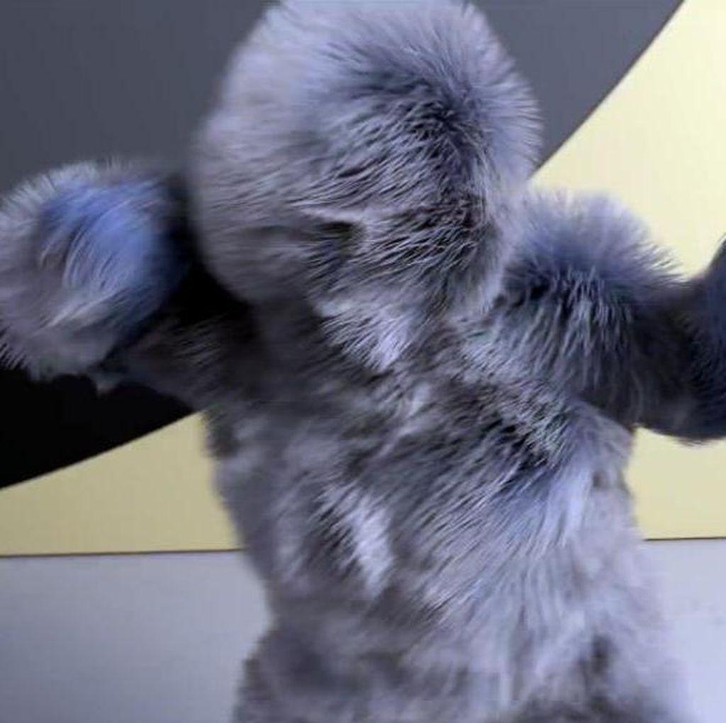Bulu yang Berjoget-joget di Video Klip Baru Major Lazer
