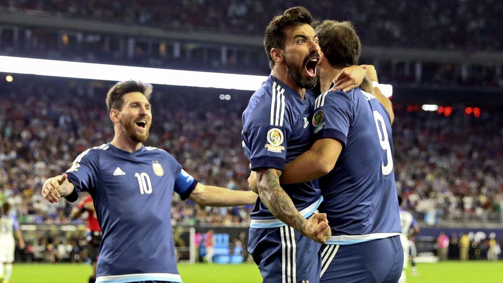 Maradona: Argentina Harus Juara atau Jangan Pulang!