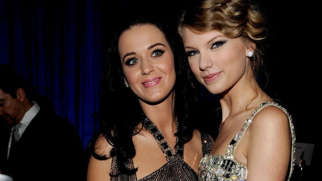 Kata Orangtua Katy Perry Soal Perseteruan Putrinya dengan Taylor Swift
