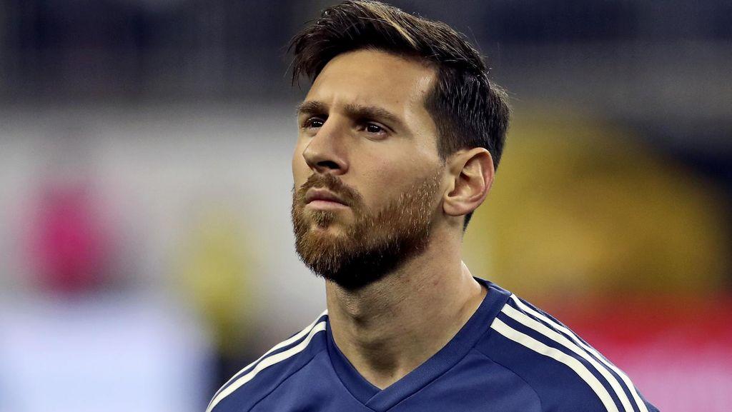 Pelatih Argentina: Messi Masih Sangat Termotivasi