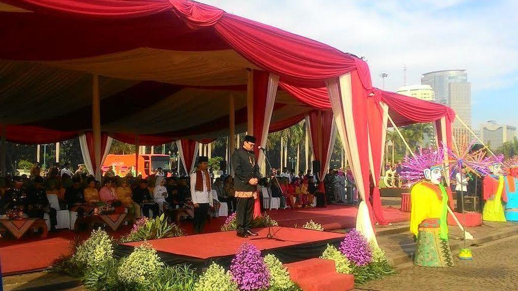 Ahok Bicara Soal Pencapaian dan PR Jakarta di Usia 489 Tahun
