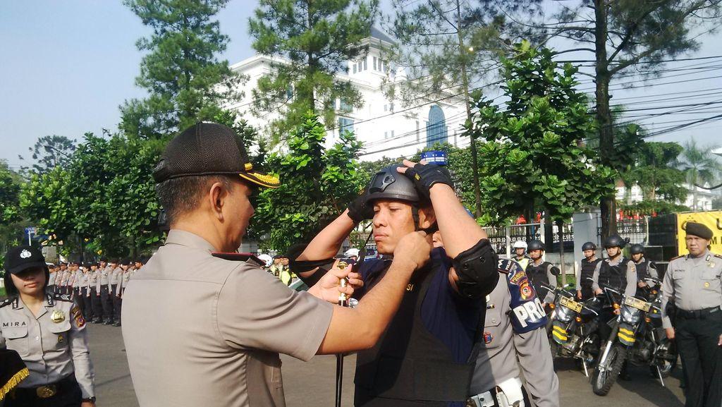 Tim Prabu Incar Penjahat Jalanan di Bandung