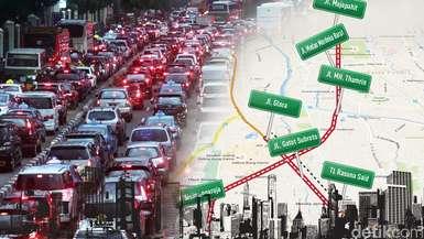 Pembatasan Kendaraan di DKI dengan Nomor Pelat Ganjil-Genap, Setuju?