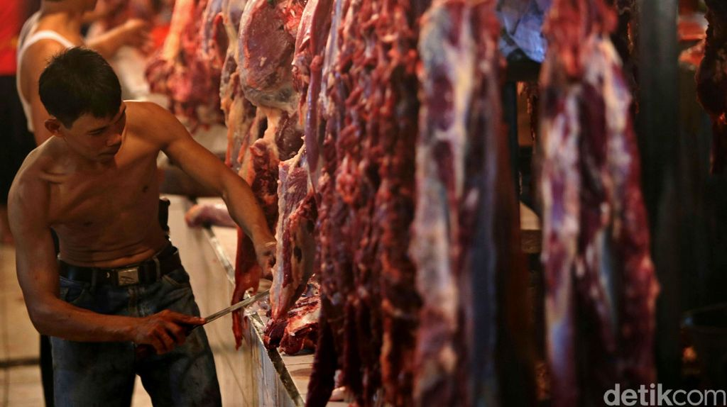 Antisipasi Daging Gelonggongan dan Dioplos, Pemkot Probolinggo Gelar Sidak