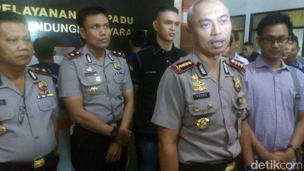 Polres Jaktim Tangkap 7 Pelaku Curanmor yang Beraksi di Bulan Ramadan