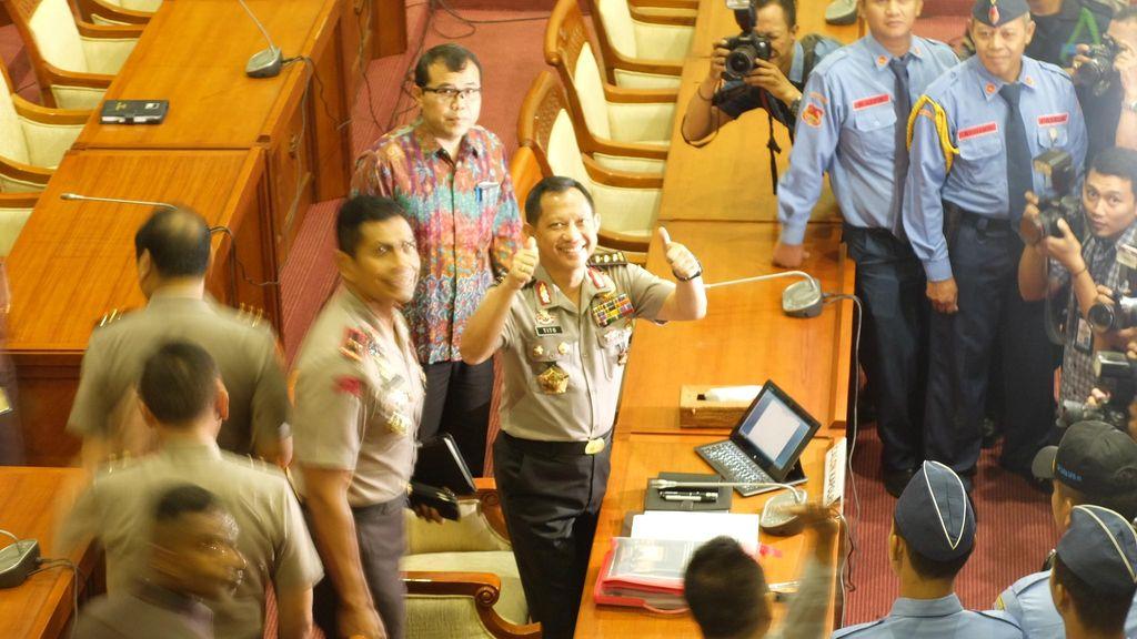 Komjen Tito Selangkah Lagi Jadi Kapolri, Ini Perjalanannya
