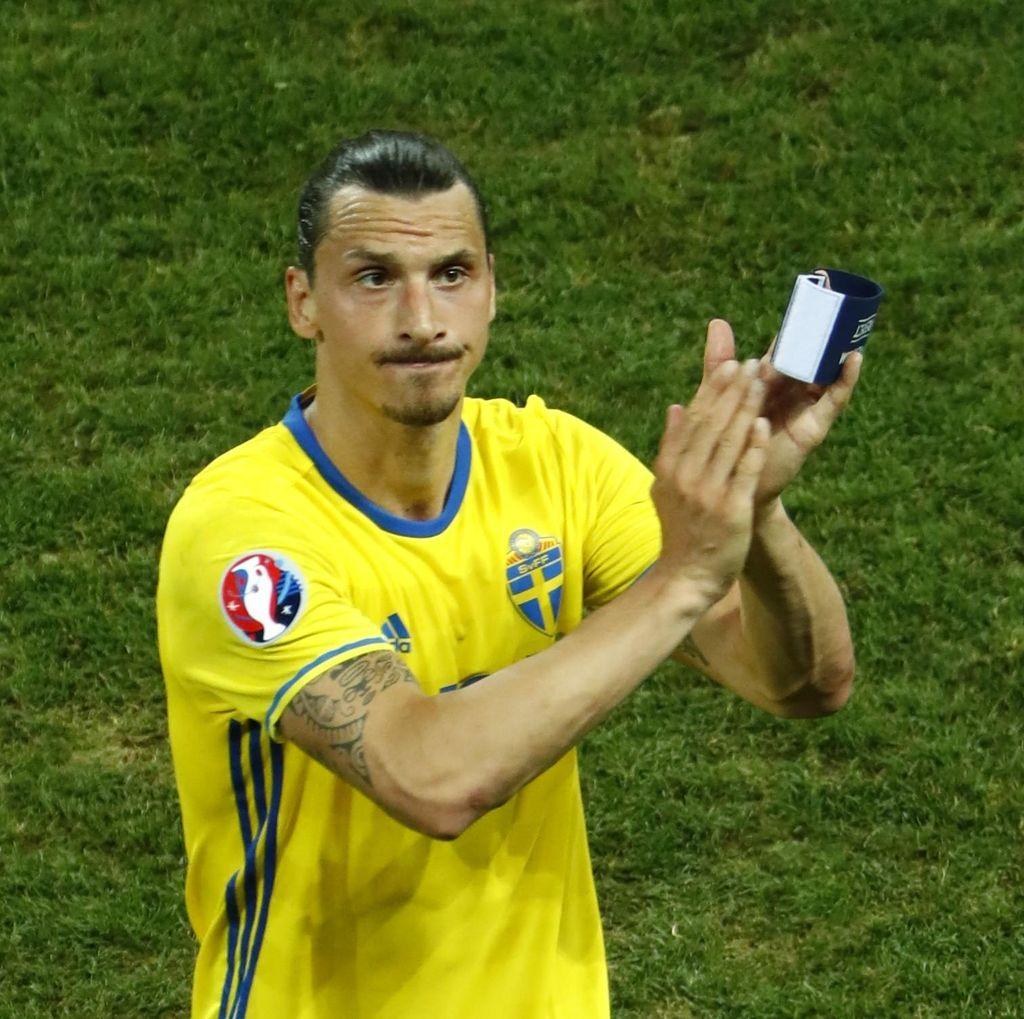 Swedia Diyakini Bisa Coba Bujuk Ibrahimovic agar Tak Jadi Pensiun