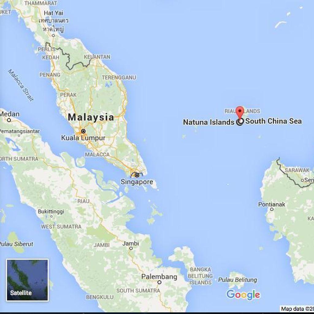 TNI AU: Tak Dicegat, Pesawat Malaysia Hanya Diperingatkan F-16