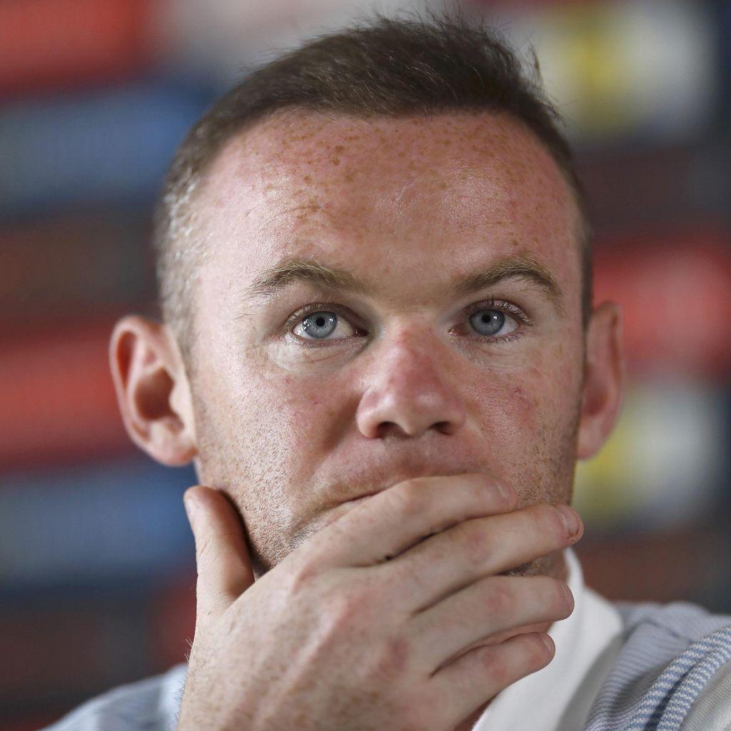 Rooney Akui Abaikan Keputusan Hodgson soal Sepak Pojok di Piala Eropa 2016