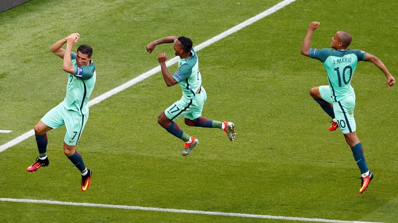 Portugal Bukan Hanya Ronaldo