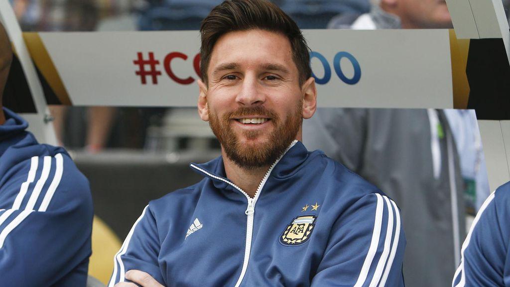 Messi Balik ke Timnas Argentina Setelah Percakapan Ini
