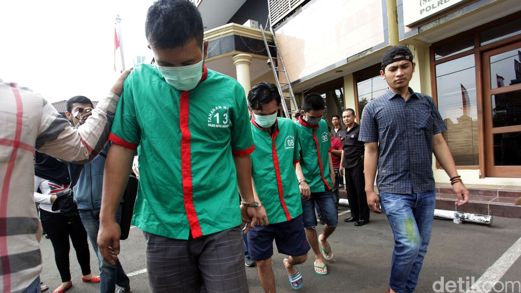 Polisi Ungkap Penyelundupan Sabu Lewat Power bank