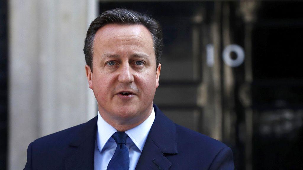 Inggris Keluar dari Uni Eropa, PM Cameron Mundur