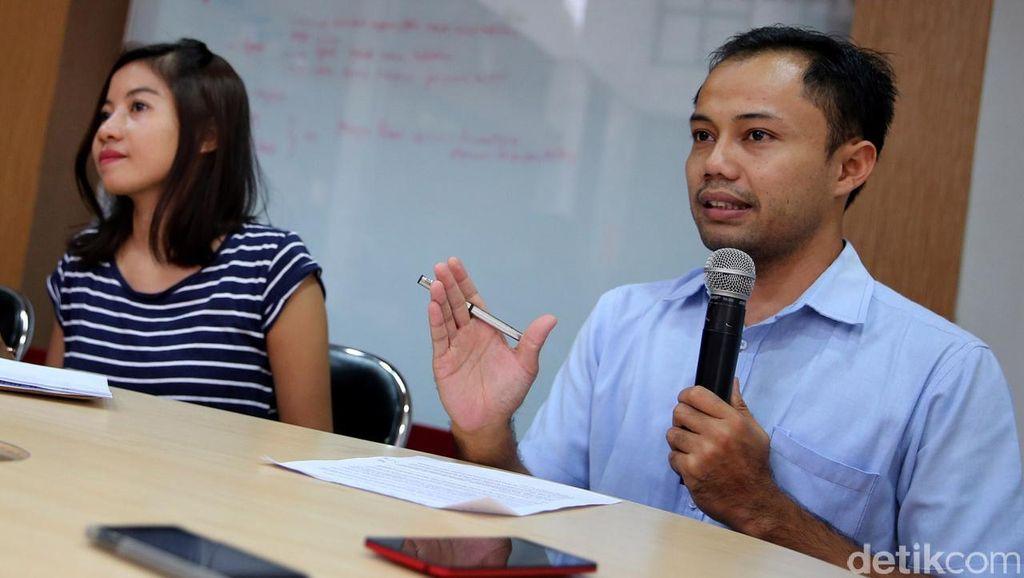 ICW Soroti Dana Relawan Politik